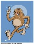 Untold Tales of Bigfoot fan art by Jamie Cosley