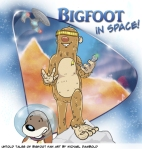 Untold Tales of Bigfoot fan art by Michael Dambold