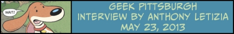 Geek Pittsburgh Interview