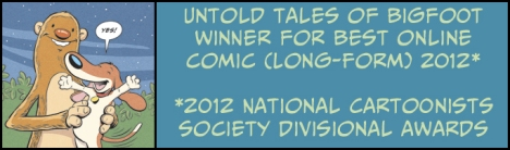 Untold Tales of Bigfoot Reuben Win 2012