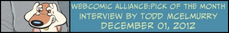 Webcomic Alliance Interview 2012
