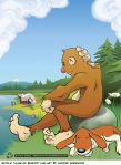 Untold Tales of Bigfoot fan art by Wouter Goedkoop