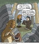 Untold Tales of Bigfoot fan art by Crispin Wood