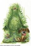 Untold Tales of Bigfoot Fan Art by John Manders