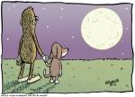 Untold Tales of Bigfoot fan art by Wayno