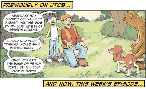 Recap of UTOB Page 120