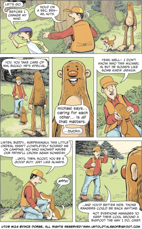 Untold Tales of Bigfoot: Crossing Paths page 124