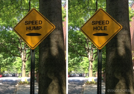 speed hole