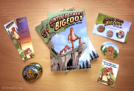 UntoldTalesOfBigfoot_ProductsKS_Dorse