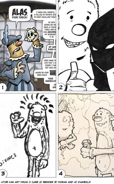 Untold Tales of Bigfoot page 001