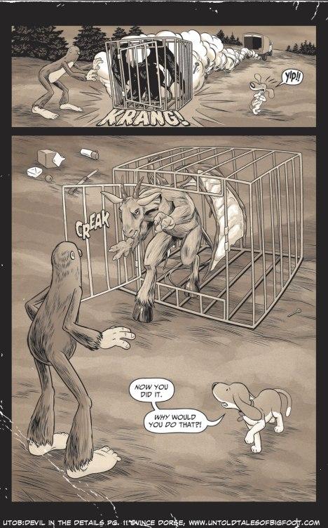Untold Tales of Bigfoot: Devil In The Details