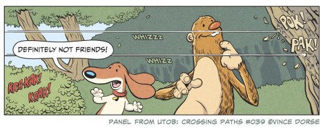 Untold Tales of Bigfoot: Crossing Paths Page 039