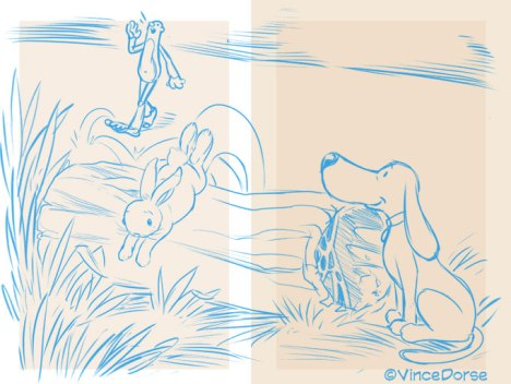 Untold Tales of Bigfoot: MiniComicSketch